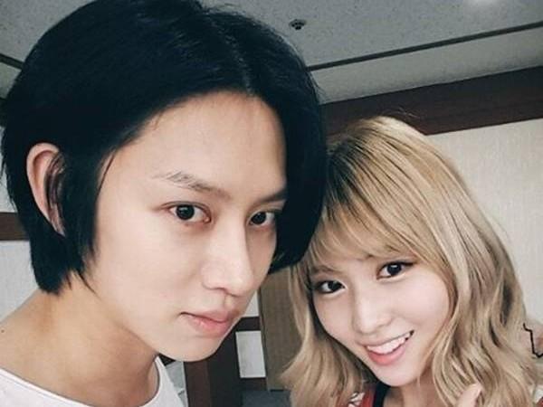 Heechul dan Momo TWICE Dikonfirmasi Pacaran!