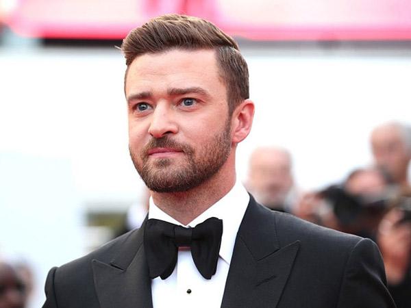 Hadir di Festival Film Toronto, Ini Tingkah Konyol Justin Timberlake