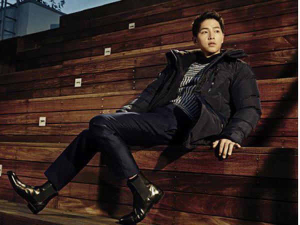 Jadi Hal Paling Berkesan, Apa Kata Song Joong Ki Atas Peran Kameo Lee Kwang Soo?