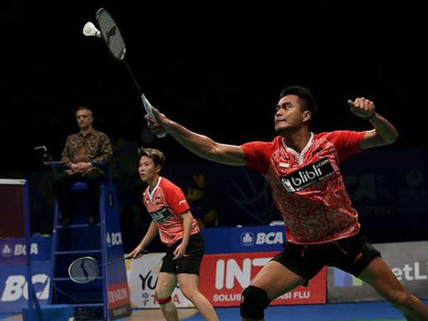 Indonesia Berhasil Melaju ke Perempat Final Kejuaraan Dunia Bulu Tangkis 2017