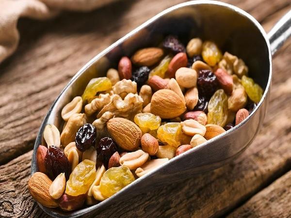Yuk Buat Trail Mix, Camilan Sehat untuk Diet