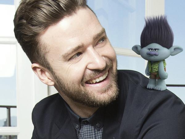 Lucunya Justin Timberlake Jadi Pengisi Suara di Film 'Trolls'