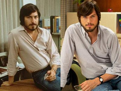 Ashton Kutcher Akan Perankan Film Dokumentasi Steve Jobs