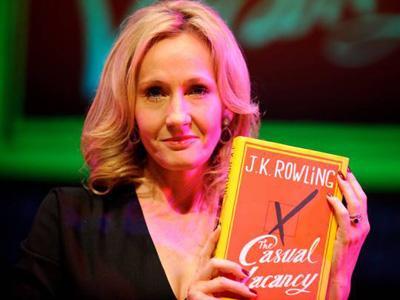 Setelah Harry Potter, Kini Novel Terbaru J.K Rowling Akan Dibuat Serial Drama