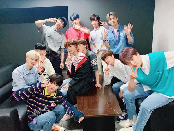 Album Debut X1 Sukses Pecahkan Rekor Penjualan Wanna One