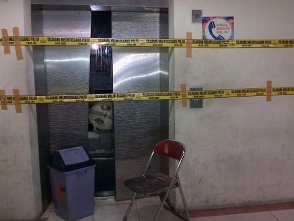 Lift Gedung Arcadia Pasar Minggu Terjun Bebas, 1 Orang Dinyatakan Tewas