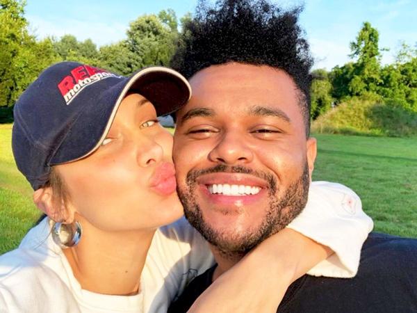 Bella Hadid dan The Weeknd Disebut Balikan Setelah 2 Bulan Putus