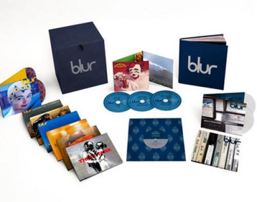 Blur Rilis Boxset  Berjudul 21