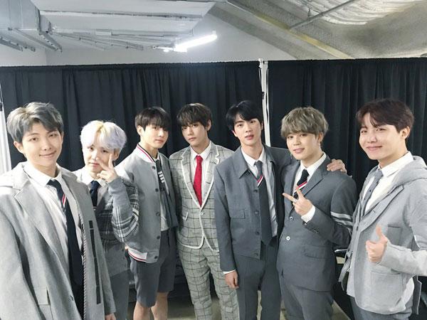 BTS Jadi Satu-satunya Artis Asing di Jepang yang Raih Sertifikat 'Double Platinum'
