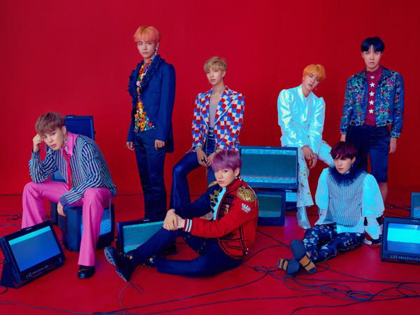 BTS Tampil Retro dan Artistik di Rangkaian Foto Konsep Album 'Love Yourself: Answer'
