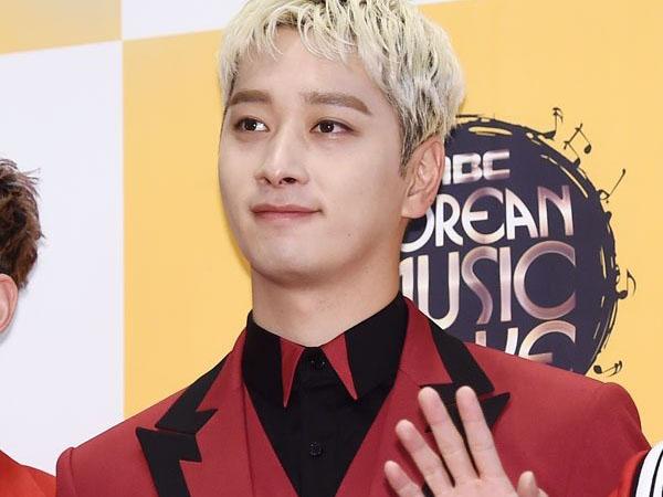 Adegan Ciuman di 'SNL Korea' Buat Chansung 2PM Jadi Sering Minum Alkohol?