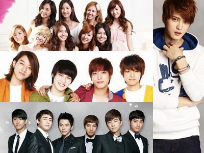 Ini Dia Para Idola K-Pop yang Akan Comeback di Awal 2013