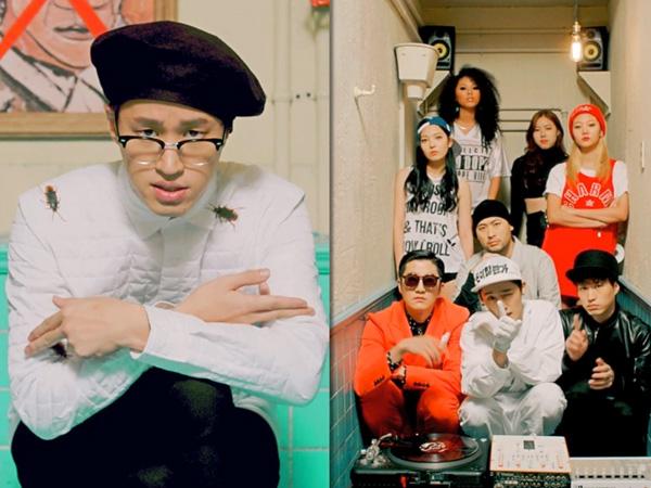 Baru Sehari Rilis, MV 'Born Hater' 19+ Epik High Langsung Raih 1 Juta Viewers!