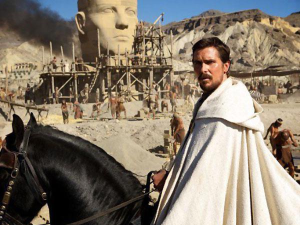 Berhasilkah Remake Kisah Nabi Musa 'Exodus: Gods and Kings' Rajai Box Office?