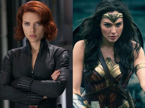 Scarlett Johansson Sampai Gal Gadot Daftar Aktris Dengan Bayaran Tertinggi 2018, Di Angka Berapa?