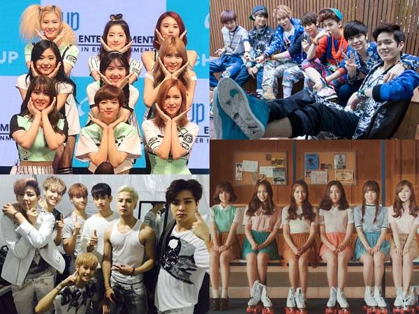 Seru dan Takjub, Sederet Grup Idola K-pop Ini Sukses Jalani Misi Adu Dance Cepat di 'Weekly Idol'!