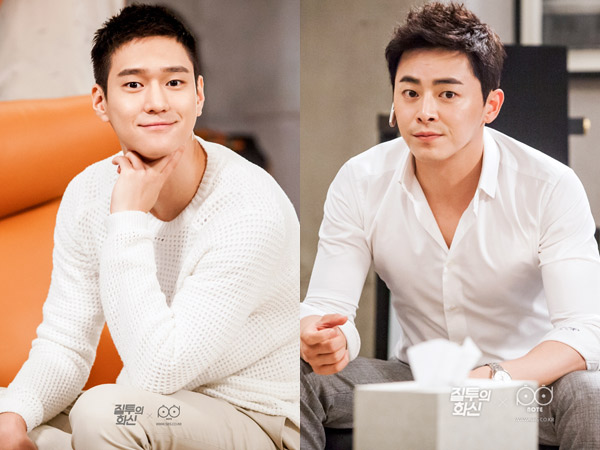 Mr. Perfect Jung Won vs The Tsundere Hwa Sin, Siapa Karakter 'Incarnation of Envy' Favoritmu?