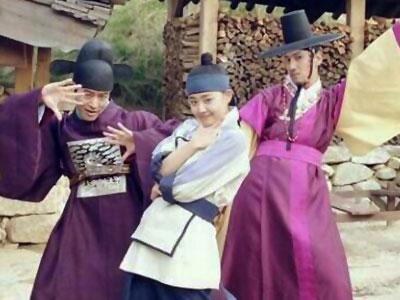 Trio Dinasti Joseon Dari 'Goddes of Fire Jung Yi' Terungkap!