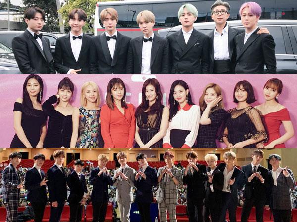 BTS Menang Banyak, Inilah Para Penerima Penghargaan 'Japan Golden Disc Awards'