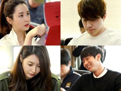 Drama Bertabur Bintang 'Hotel King' Lakukan Pembacaan Naskah Pertama Mereka