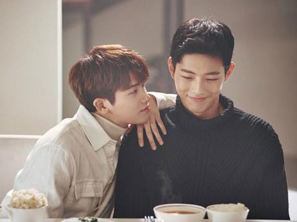Mengintip Kedekatan Hyungsik dan Ji Soo di Balik Layar 'Strong Woman Do Bong Soon'