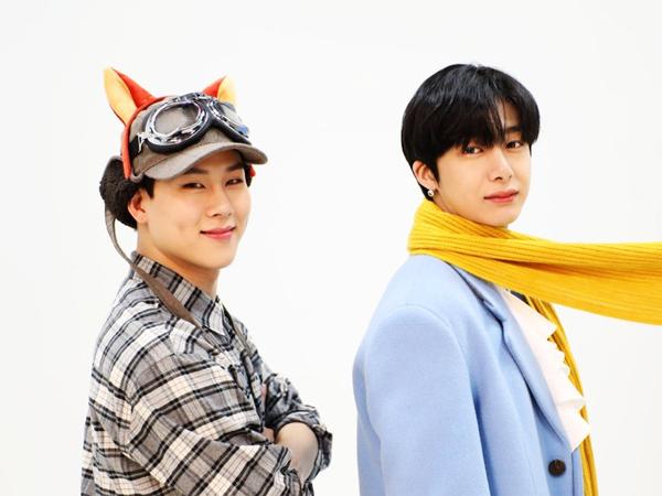 Hyungwon dan Joohoney MONSTA X Jadi MC Baru 'Idol Radio'
