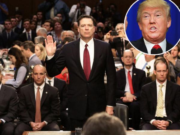 Pengakuan Mengejutkan Eks Direktur FBI Soal Trump Pembohong dan Bukti Dokumentasinya
