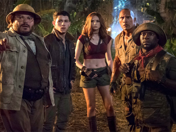 Film 'Jumanji: Welcome to the Jungle' Duduki Posisi Puncak Box Office