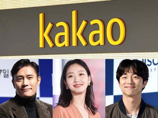 Kakao Dilaporkan Akuisisi Agensi yang Menaungi Lee Byung Hun, Kim Go Eun, Hingga Gong Yoo