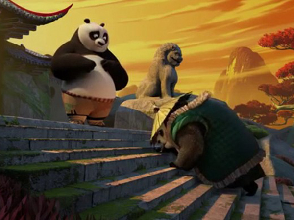 Kocak, Trailer Baru 'Kung Fu Panda 3' Sindir 'Star Wars'?