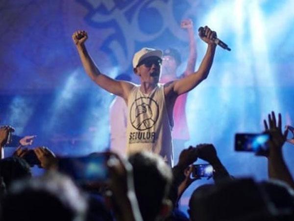 Misuh Penyanyi Kill the DJ yang Naik Pitam Lagunya 'Jogja Istimewa' Diganti oleh Pendukung Prabowo