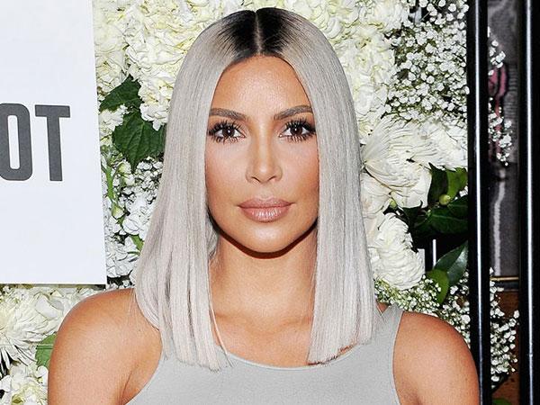 Demi Tampil Hits, Kim Kardashian Sampai Harus Perawatan Wajah Hampir Tengah Malam?