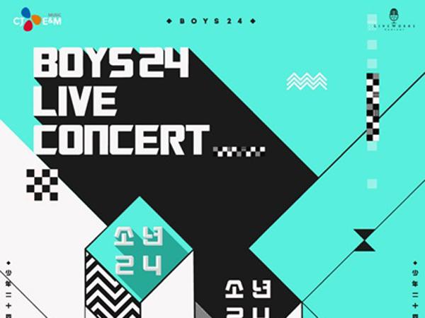 Walau Belum Ada Kontestan Final, Penjualan Tiket Konser 'Boys24' Ludes Dalam Waktu Singkat!