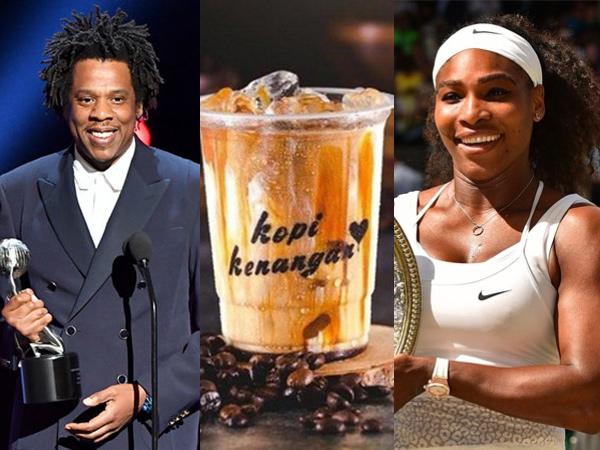 Keren! Jay Z hingga Serena Williams Ikut Investasi Kopi Kenangan!