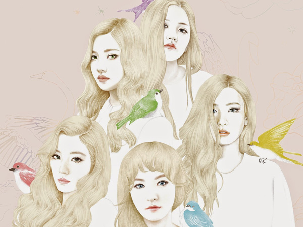 Red Velvet - 'Ice Cream Cake'