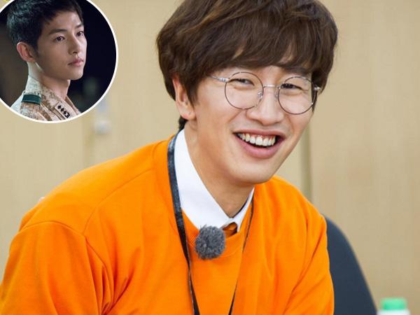 Iri dengan Song Joong Ki, Kocaknya Lee Kwang Soo Saat Ungkap Kekesalannya di 'Running Man'