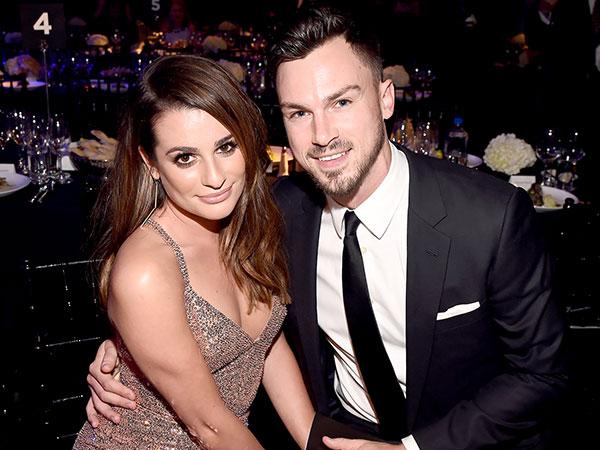 Apa Rencana Valentine's Day Lea Michele 'Glee' dan Pacar Barunya?