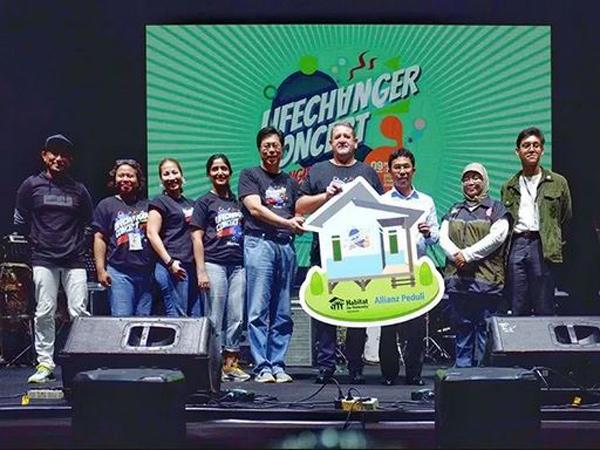 'Lifechanger Concert', Serunya Berdonasi untuk Korban Bencana Alam Lewat Tontonan Musik
