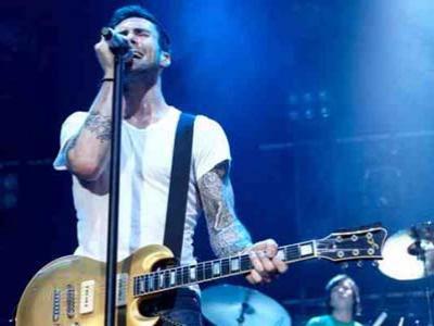 Maroon 5 Hentak Istora Senayan