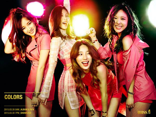 JYP Entertainment Pastikan Suzy akan Tetap Comeback Bersama miss A Sesuai Jadwal