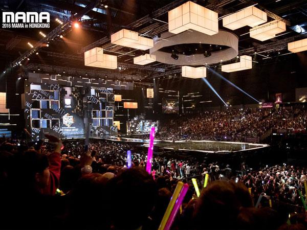 MAMA 2017 Dikabarkan Berlangsung di 2 Negara, Begini Tanggapan Mnet