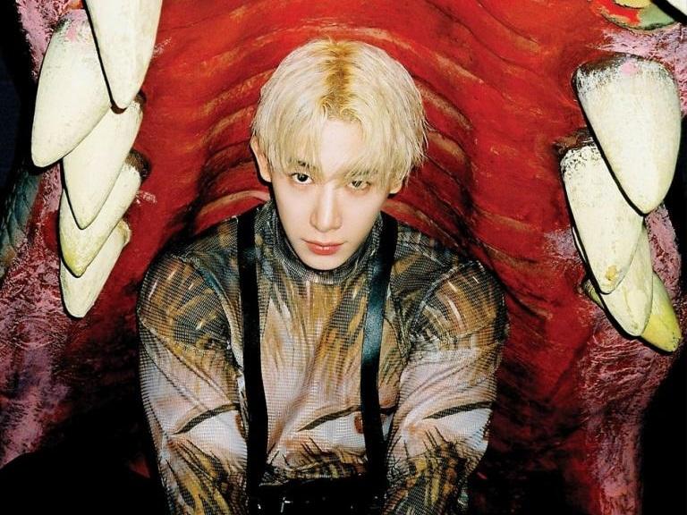 Wonho MONSTA X Ungkap Keinginan Rilis Lagu Solo di Wawancara Bareng Dazed Korea