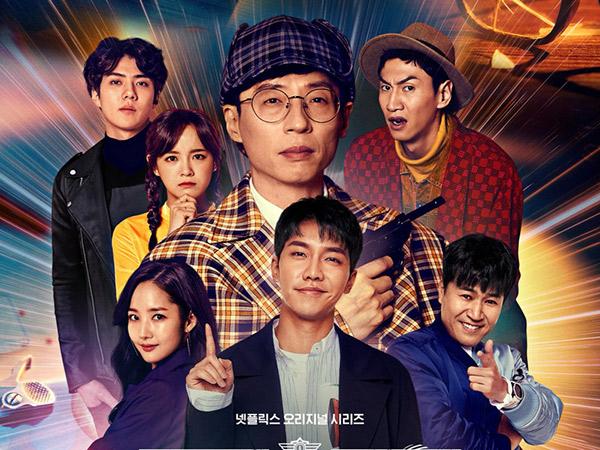 Lee Seung Gi dan Lee Kwang Soo Ikut 'Busted 3', Tayang Bulan Depan