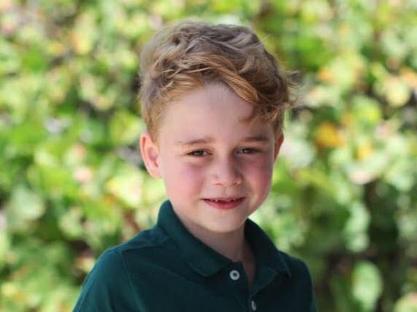 Rayakan Ulang Tahun yang Ke-6, Pangeran George Pamer Gigi Ompong