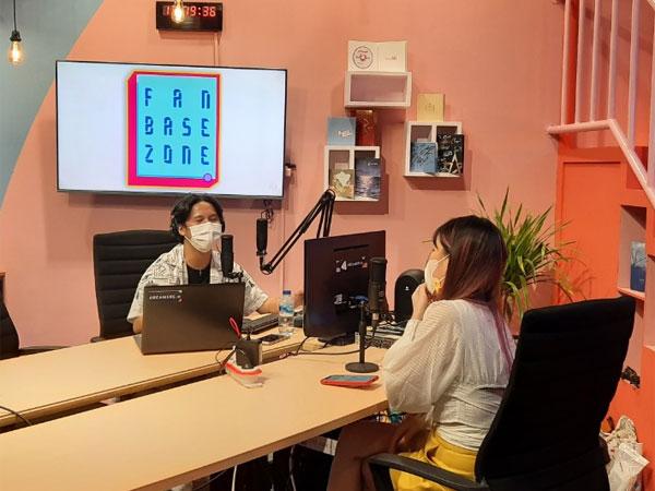 Nonton Langsung Siaran Dreamers Radio di K-HUB Hublife Jakarta Dijamin Seru