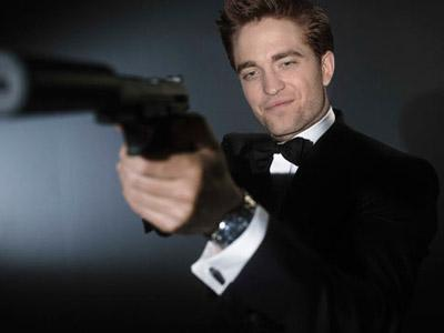 Robert Pattinson Tertarik Perankan James Bond
