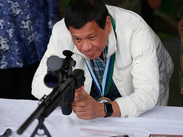 Total Ribuan Orang Tewas di Perang Narkoba Bisa Jadikan Filipina Ladang Pembantaian?