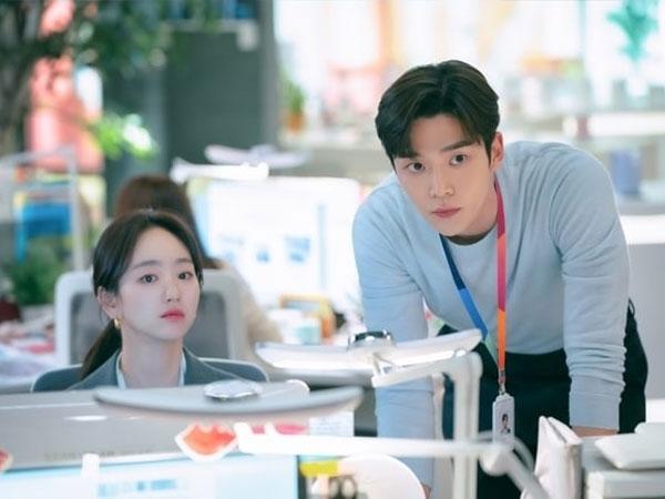 Won Jin Ah dan Rowoon Tunjukkan Hubungan 'From Partner to Lover' di Drama Baru