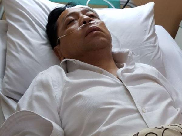 Tangis Suster Saat Pasang Perban Setya Novanto di 'Drama' Kecelakaan RS Medika Permata Hijau