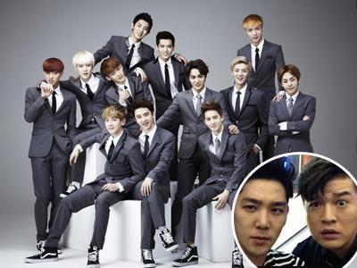 Wah, EXO Buat Shindong dan Kangin SuJu Terkesan!